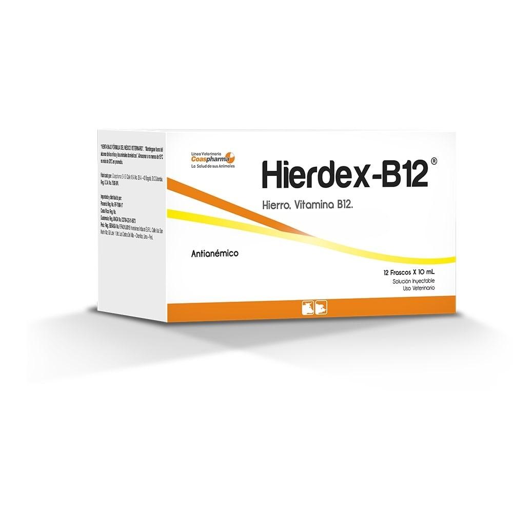 Hierdex - B12