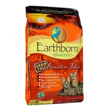 EARTHBORN PRIMITIVE FELINE 6.3 KG