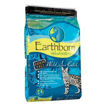 EARTHBORN WILD SEA CATCH 6.3 KG