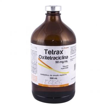 OXITETRACICLINA TETRAX CPH 50 500 ML