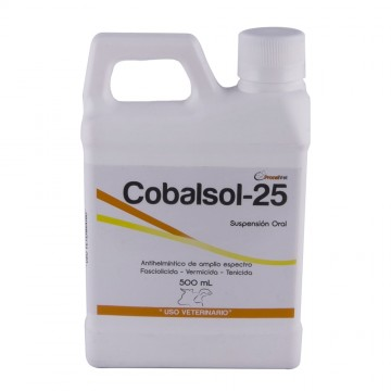 COBALSOL - 25 500 ML