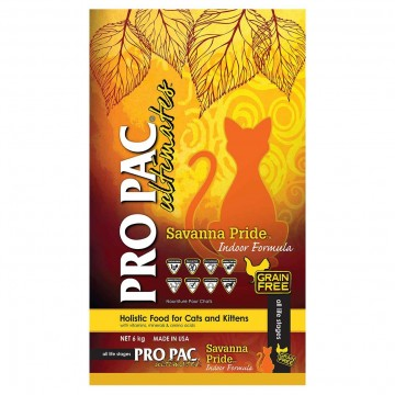 Pro Pac Ultimates Savanna Pride 6 Kg