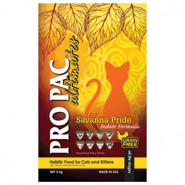 Pro Pac Ultimates Savanna Pride 2 Kg