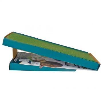 RASCADERA CARTON INFUSION CATNIP DOBLE 1400013664