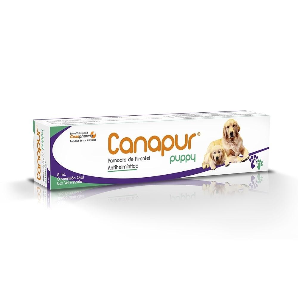 CANAPUR SUSPENSION ORAL 5 ML