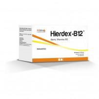 HIERRO DEXTRAN HIERDEX - B12 10 ML
