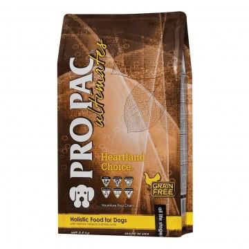 PROPAC ULTIMATES HEARTLAND BOLSA MARRON 2.5 KG