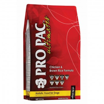 PROPAC ULTIMATES CHICKEN ADULTO BOLSA ROJO 2.5 KG