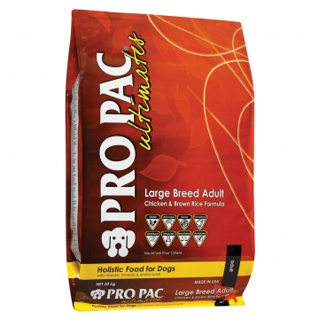PROPAC ULTIMATES LARGE BREED ADU BOL NARANJA 20 KG