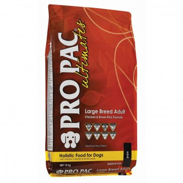PROPAC ULTIMATES LARGE BREED ADU BOL NARANJA 12 KG