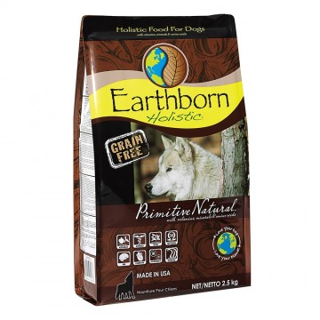 EARTHBORN PRIMITIVE NATUR GRAIN FREE 2.5 KG