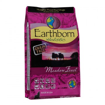 EARTHBORN MEADOW FEAST GRAIN FREE 2.5 KG