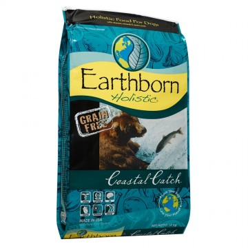 EARTHBORN COASTAL CATCH GRAIN FREE 12 KG