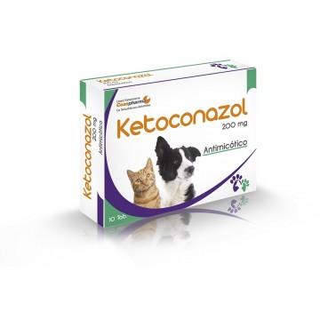 KETOCONAZOL 200 MG  10 TAB
