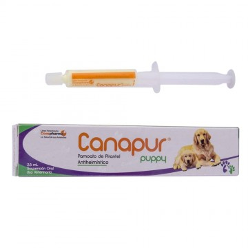 CANAPUR SUSPENSION ORAL 2.5 ML
