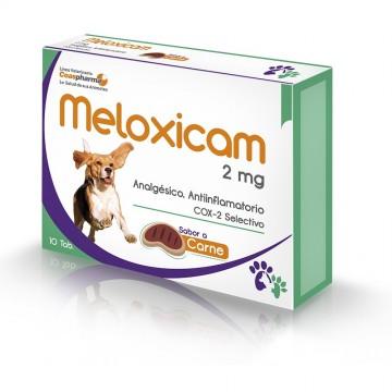 MELOXICAM 2 MG 10 TAB